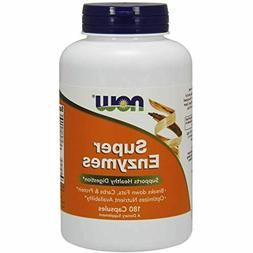 2 NOW Foods Supplements NOW Foods Super Enzymes Health Diges
