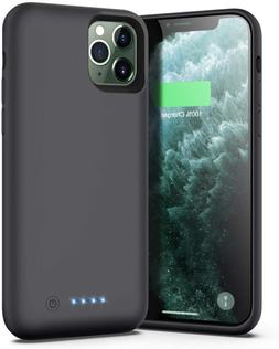 QTshine Battery Case for iPhone 11 Pro,  Protective Portable