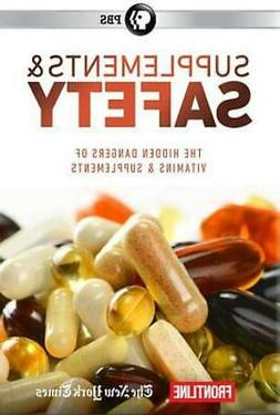 FRONTLINE: SUPPLEMENTS AND SAFETY NEW DVD
