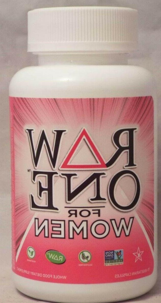 raw one for women dietary supplement 75