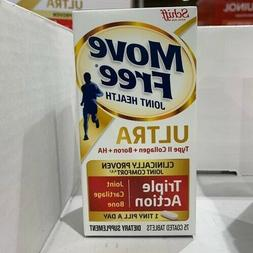 NEW Schiff Move Free Ultra Triple Action Joint Supplement 75