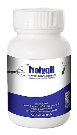 Vitalee Helicobacter Pylori and Leaky Gut Defense Supplement